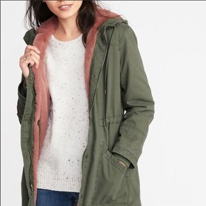 ISO - Old Navy Hooded Utility Parka